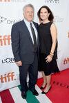 Dustin & Lisa Hoffman TIFF14