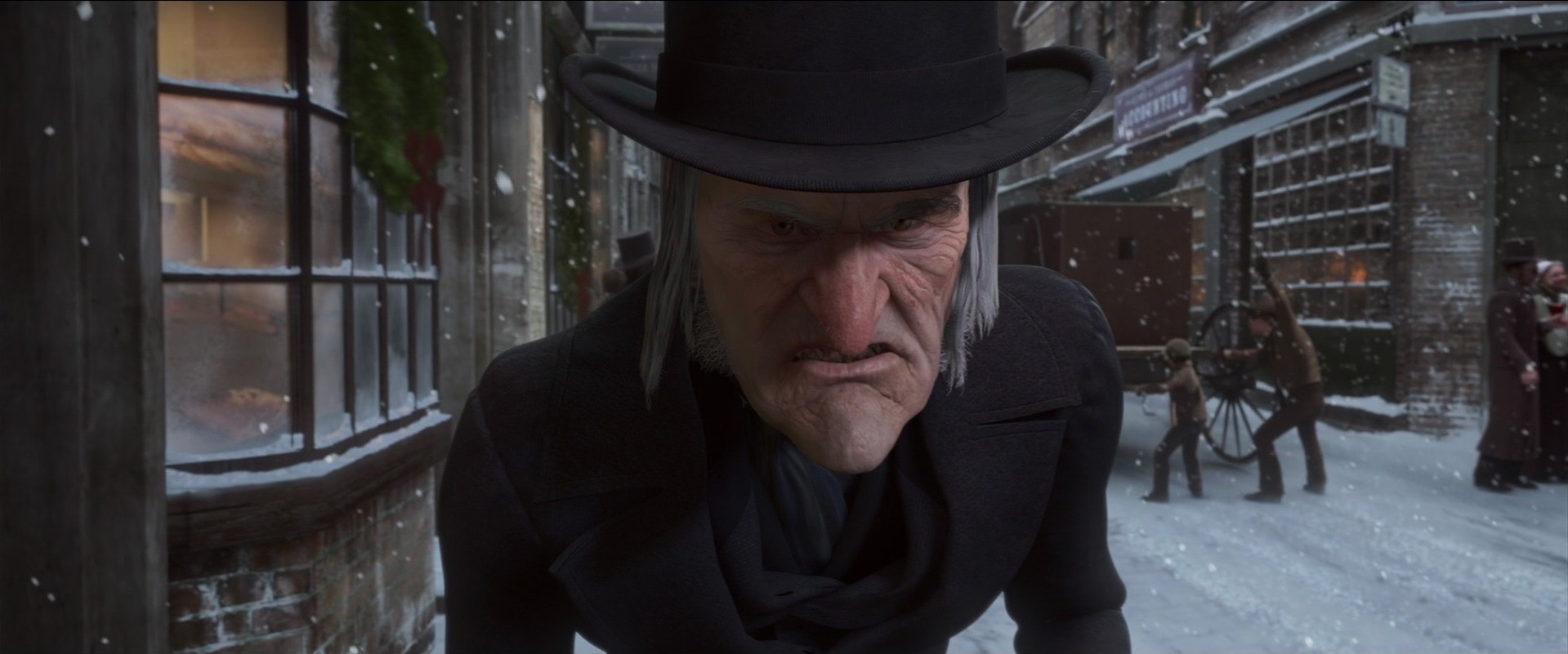 Christmas Carol Scrooge.Ebenezer Scrooge Disney Wiki Fandom Powered By Wikia