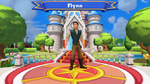 Flynn Disney Magic Kingdoms Welcome Screen