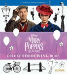 Mary Poppins Returns Deluxe Coloring Book