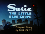 Susie the Little Blue Coupe DVD screenshot 02