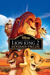 The Lion King 2 Simba's Pride