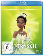 The Princess and the Frog 2017 Germany Blu-Ray
