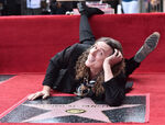Weird Al's Hollywood Walk of Fame