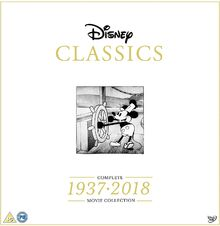 55 Disney Classics UK DVD Box Set