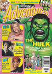 Disney Adventures Magazine Australian cover July 2003 Hulk