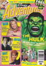 Disney Adventures Magazine Australian cover July 2003 Hulk