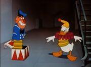 Donald Duck the clock watcher screenshot 51