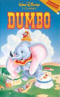 Dumbo1996ItalianVHS