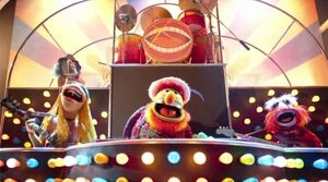 Electric mayhem 2011