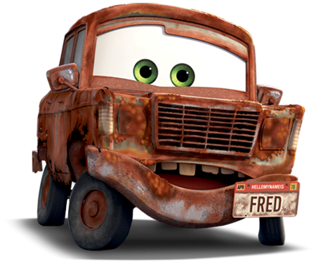 Fred Cars Disney Wiki Fandom Powered By Wikia