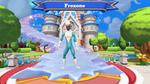 Frozone Disney Magic Kingdoms Welcome Screen