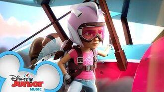 Heart of a Hero Music Video ♥️ The Rocketeer Disney Junior