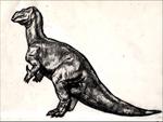 Iguanodon-sketch