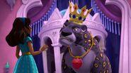 Isa vs Jaguar King