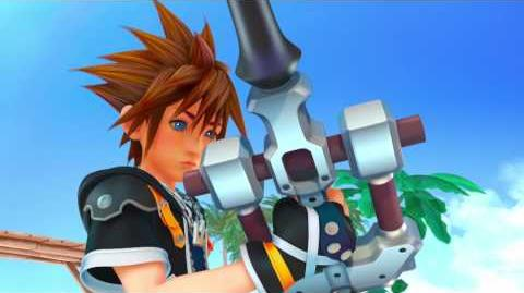 KINGDOM HEARTS III -- Announcement Trailer (North America)