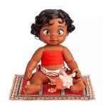 Moana Animator Origins Doll
