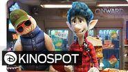 ONWARD KEINE HALBEN SACHEN – Pressestimmen Disney•Pixar HD