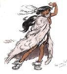 Pocahontas Concept Art (4)