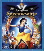 Snow White and the Seven Dwarfs 2009 Dutch Blu Ray