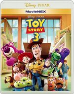 Toy Story 3 Blu-Ray Japanese