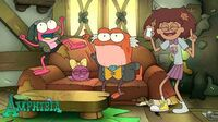 Trailer 🎥 Amphibia Disney Channel