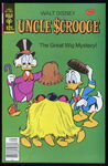Uncle Scrooge and the Great Wig Mystery cover