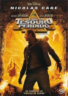 ALDTP - Capa do DVD