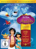 Aladdin 2009 Germany DVD