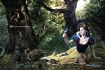 Disney Dream Portrait Series - Snow White - Where You're the Fairest of them All