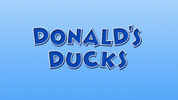 Donald's Ducks