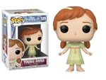 Earth young anna frozen 2