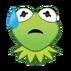 EmojiBlitzKermit-nervous