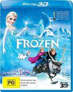 Frozen Australia BD 3D