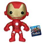 Iron man plush