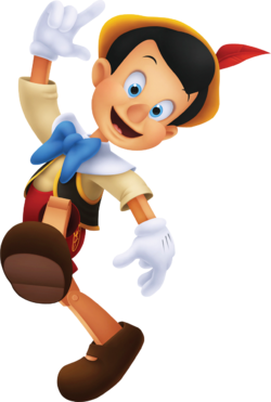 KH3D - Pinocchio