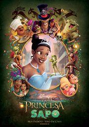 La princesa y el sapo - payoff