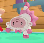 Lambie tumble dance