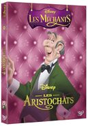Les Aristochats Les Méchants DVD