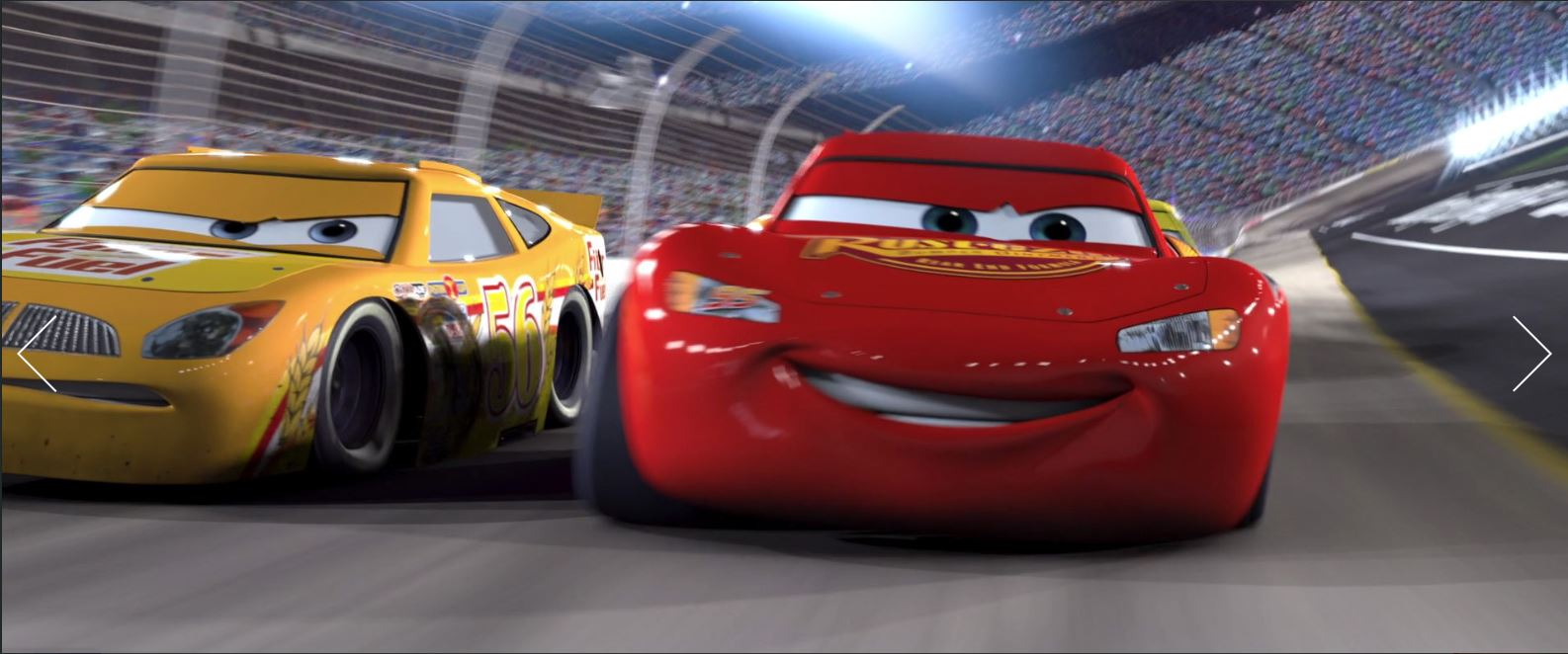 Real gone disney wiki fandom powered by wikia - Images flash mcqueen ...