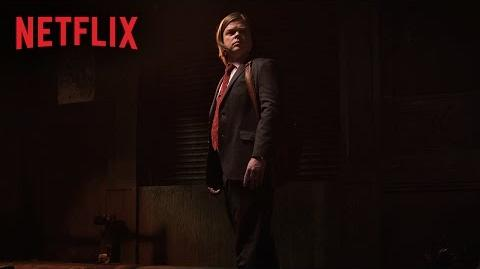 Marvel's Daredevil - Character Artwork - Foggy Nelson - Netflix HD