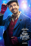 Mary Poppins Returns character poster 2