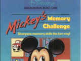 Mickey's Memory Challenge