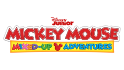 Mickey Mouse Mixed Up Adv