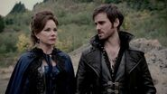 Once Upon a Time - 2x09 - Queen of Hearts - Cora and Hook