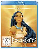 Pocahontas 2017 Germany Blu-Ray