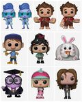 Ralph Breaks the Imternet Funko set
