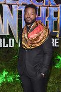Ryan Coogler Black Panther premiere