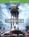 SW Battlefront XBOX One Cover