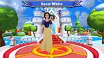 Snow White Disney Magic Kingdoms Welcome Screen